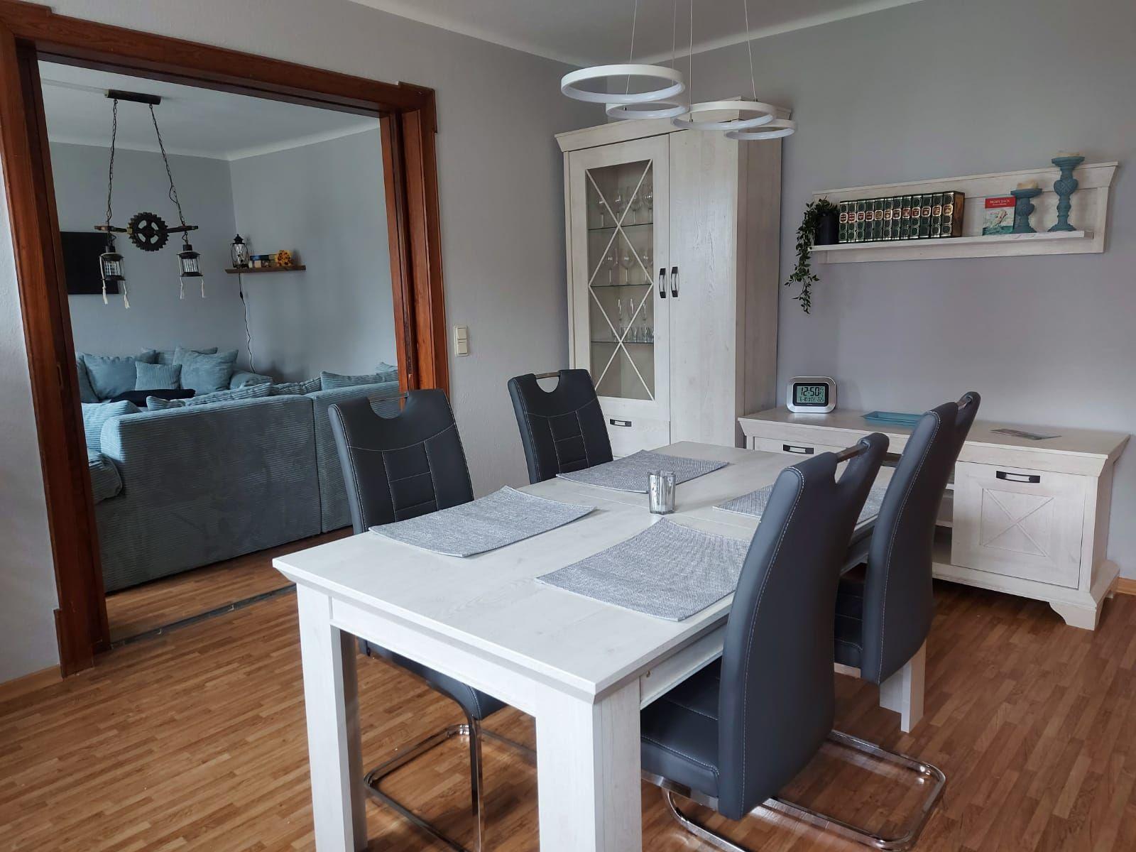 Hof Müggenburg Ferienwohnung EG- Wohnung