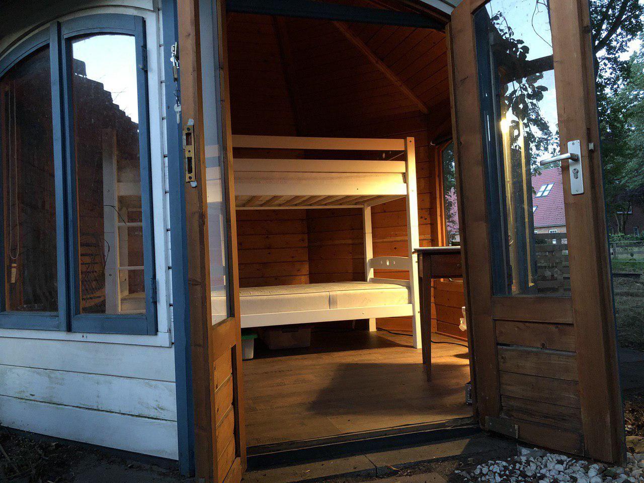BEQUEMSCHLAFEN Hütte