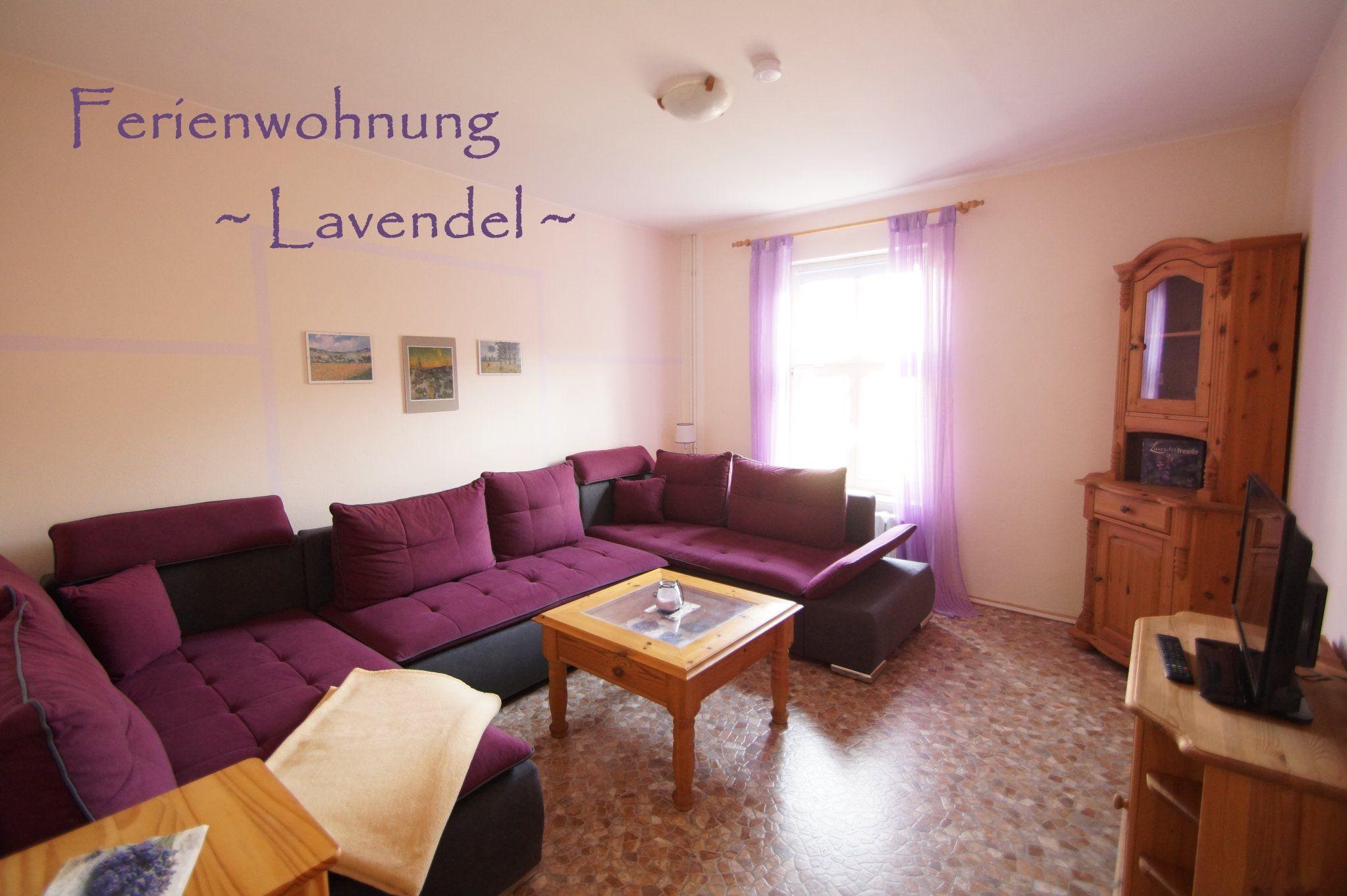Elbschloss Kehnert Ferienwohnung Lavendel